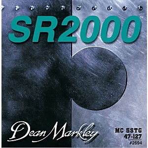 Dean Markley 2694 SR2000 5 String Bass Strings by Dean Markley