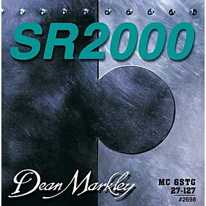 Dean Markley 2698 SR2000 6 String Bass Strings by Dean Markley
