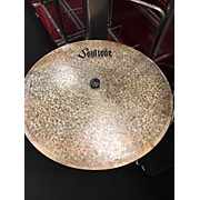Soultone 26in Natural Series Flat Ride Cymbal