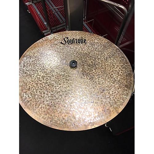 Soultone 26in Natural Series Flat Ride Cymbal