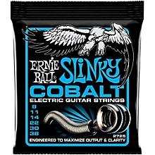 Ernie Ball 2725 Cobalt Extra Slinky Electric Guitar Strings