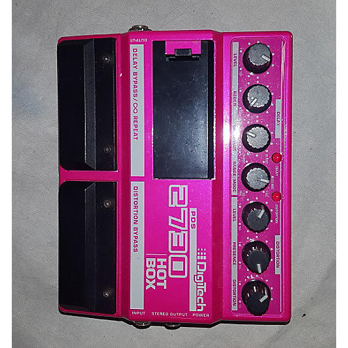 Digitech 2730 HOT BOX Effect Pedal