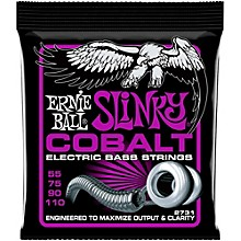 Ernie Ball 2731 Cobalt Power Slinky Electric Bass Strings