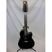 Ovation 2751AX 12 String Acoustic Electric Guitar