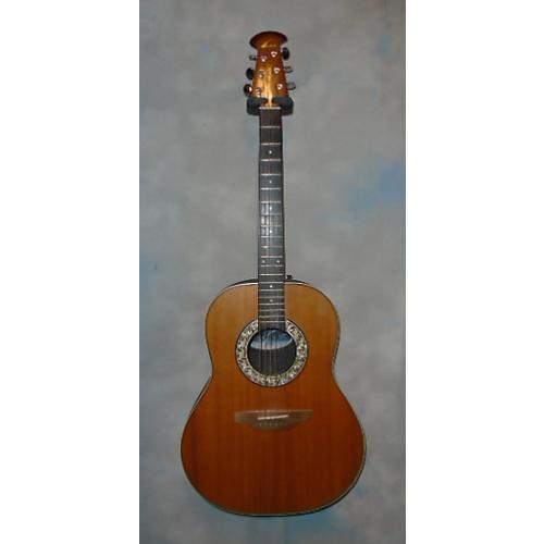 Ovation 2771AX-5 Balladeer Acoustic Electric Guitar-thumbnail