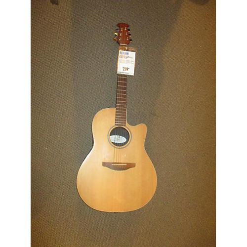 used ovation 2771ax 5 balladeer acoustic electric guitar guitar center. Black Bedroom Furniture Sets. Home Design Ideas