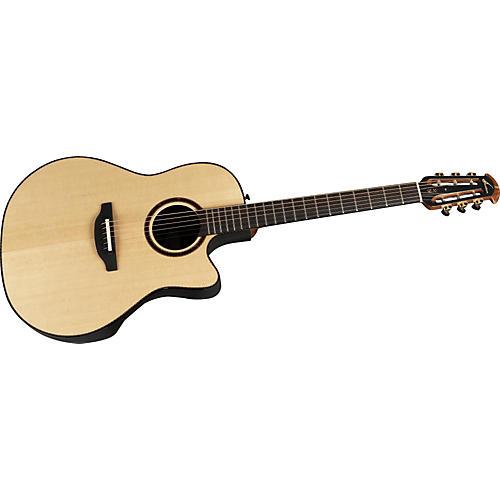 Ovation 2774LX Folklore Contour Acoustic-Electric Guitar-thumbnail