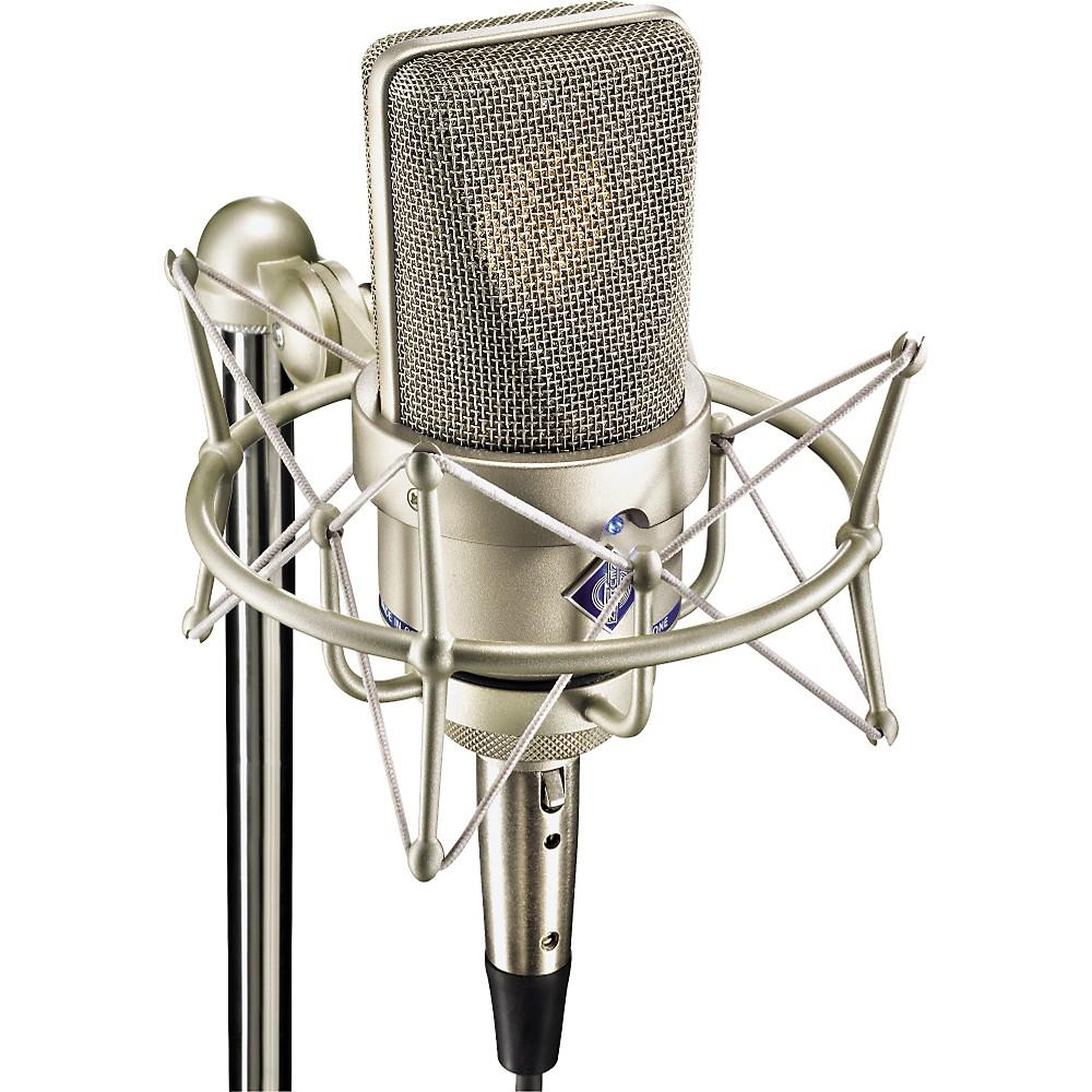 Neumann Tlm 103 D Microphone Nickel Silver