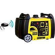 Champion Power Equipment 2800/3100 Watt Portable Gas-Powered Remote Start Inverter Generator