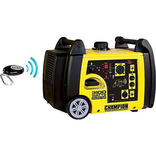 Champion Power Equipment 2800/3100 Watt Portable Gas-Powered Remote Start Inverter Generator-thumbnail