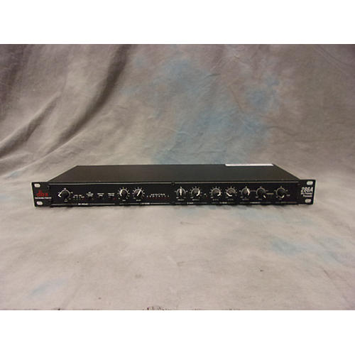 dbx 286A Microphone Preamp