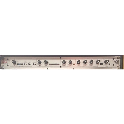dbx 286S Microphone Preamp