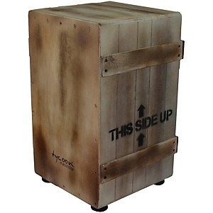 Tycoon Percussion 29 Series 2nd Generation Crate Cajon by Tycoon Percussion