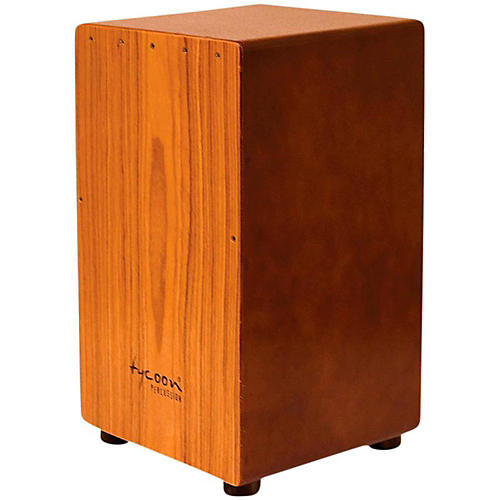 Tycoon Percussion 29 Series Asian Hardwood Cajon-thumbnail