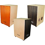 Tycoon Percussion 29 Series Triple-Play Cajon