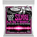 Ernie Ball 2923 M-Steel Super Slinky Electric Guitar Strings  Thumbnail