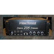 Mesa Boogie 295 POWER AMP Guitar Power Amp