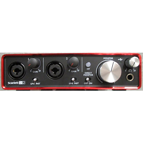 Focusrite 2I2 2ND GENERATION Audio Interface-thumbnail