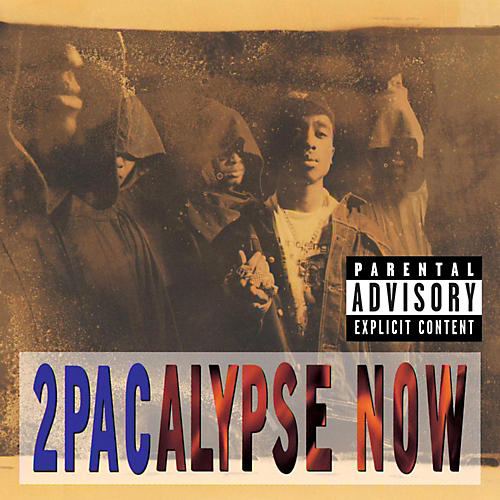 Universal Music Group 2Pac - 2Pacalypse Now [2LP]