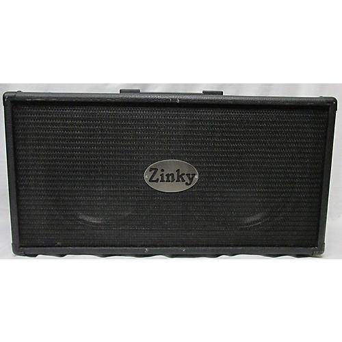 used zinky 2x12 cabinet guitar cabinet guitar center. Black Bedroom Furniture Sets. Home Design Ideas