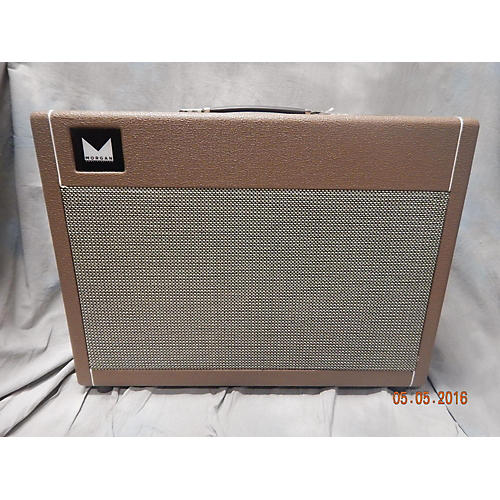 Morgan Amplification 2X12 Guitar Cabinet-thumbnail