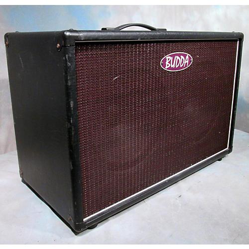 Budda 2X12 SPEAKER CABINET Black Guitar Cabinet Black