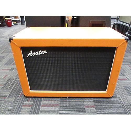 Avatar 2X12 W/ Celestion Hot 100s Guitar Cabinet-thumbnail