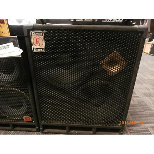 Eden 2X12SXT 400W Bass Cabinet