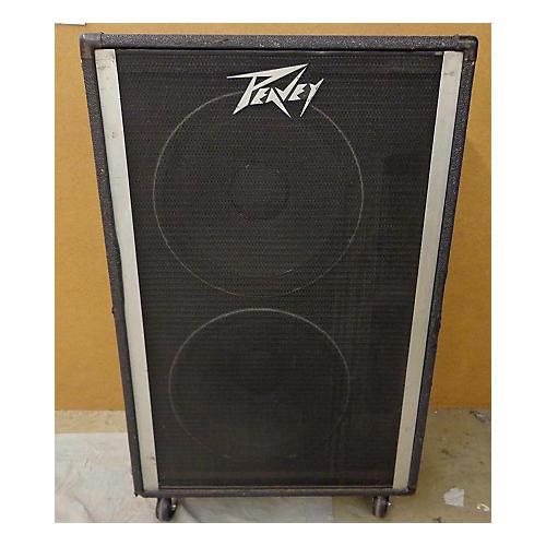 Peavey 2X15 Bass Cabinet-thumbnail