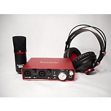 Focusrite 2i2 Studio Audio Interface