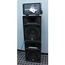 Yamaha (2)s115v & EMX1512sc Sound Package
