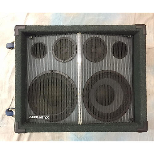 In Store Used 2x10 Bassline Bass Cabinet-thumbnail