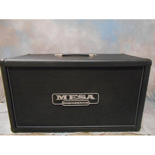 Mesa Boogie 2x12 2FB Guitar Cabinet-thumbnail