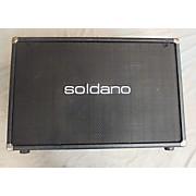 Soldano 2x12 Cab Guitar Cabinet