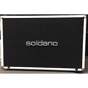 Pre-owned Soldano 2x12 Cabinet Guitar Cabinet by Soldano