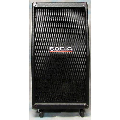 used sonic 2x12 cab guitar cabinet guitar center. Black Bedroom Furniture Sets. Home Design Ideas