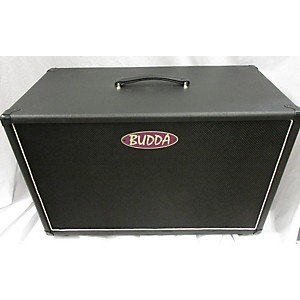 Pre-owned Budda 2x12 Closed Back Extension Cabinet Guitar Cabinet by Budda
