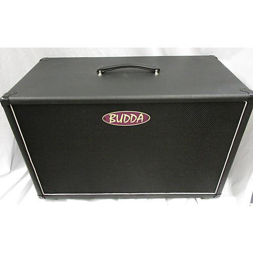 Budda 2x12 Closed Back Extension Cab Guitar Cabinet
