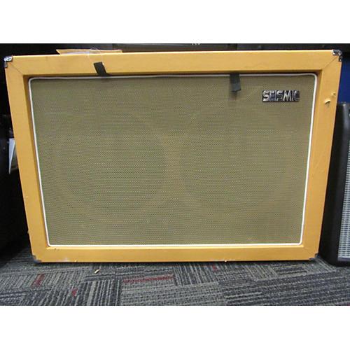 Seismic Audio 2x12 Guitar Cabinet-thumbnail
