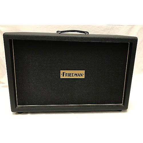 Friedman 2x12 Guitar Cabinet-thumbnail