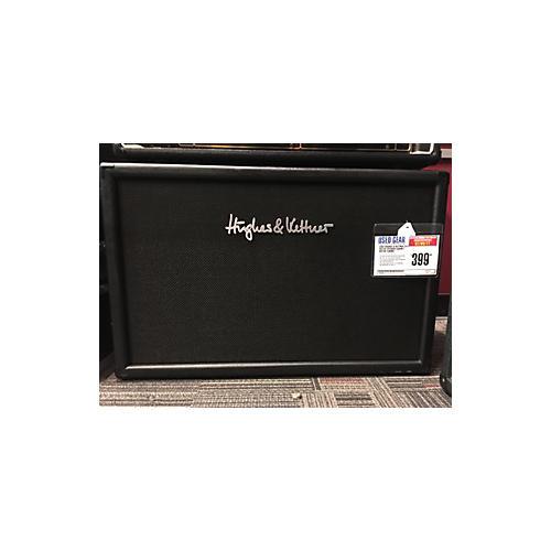 used hughes kettner 2x12 guitar speaker cabinet guitar cabinet guitar center. Black Bedroom Furniture Sets. Home Design Ideas