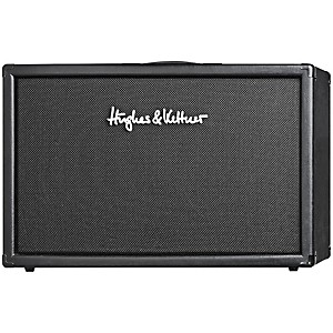 Hughes and Kettner 2x12 Guitar Speaker Cabinet