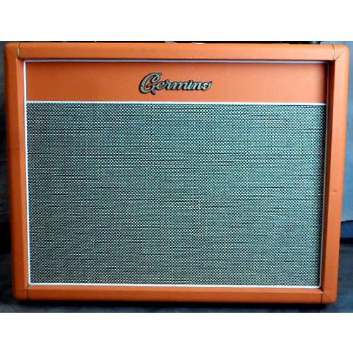 2x12 Semi-Open Back Orange Guitar Cabinet-thumbnail
