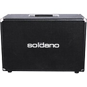 Soldano 2x12 Speaker Cabinet Black | Guitar Center