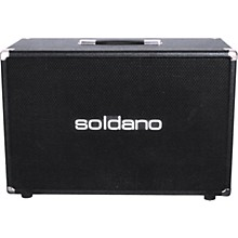 Soldano 2x12 Speaker Cabinet Level 1 Black