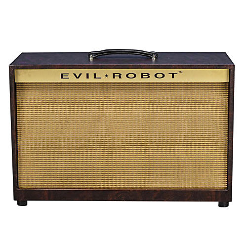 Evil Robot 2x12 USA Guitar Speaker Cabinet Tan