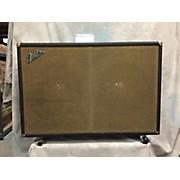 Fender 2x15 Showman Cab Guitar Cabinet