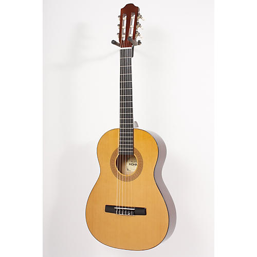 Hohner 3/4 Classical Guitar Gloss Natural 886830624049