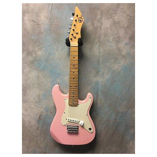 Kay 3/4 Sized Electric Guitar Pink