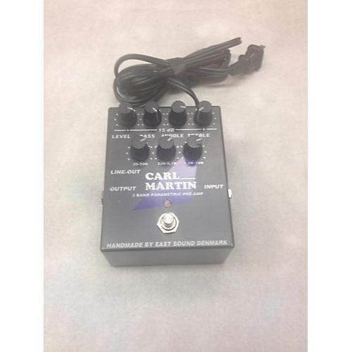 Carl Martin 3-Band Parametric EQ/Pre-amp Pedal-thumbnail